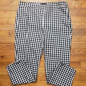 Talbots Women's Chatham Ankle Pants Sz 12